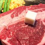 曳舟ダコタの牛ステーキ