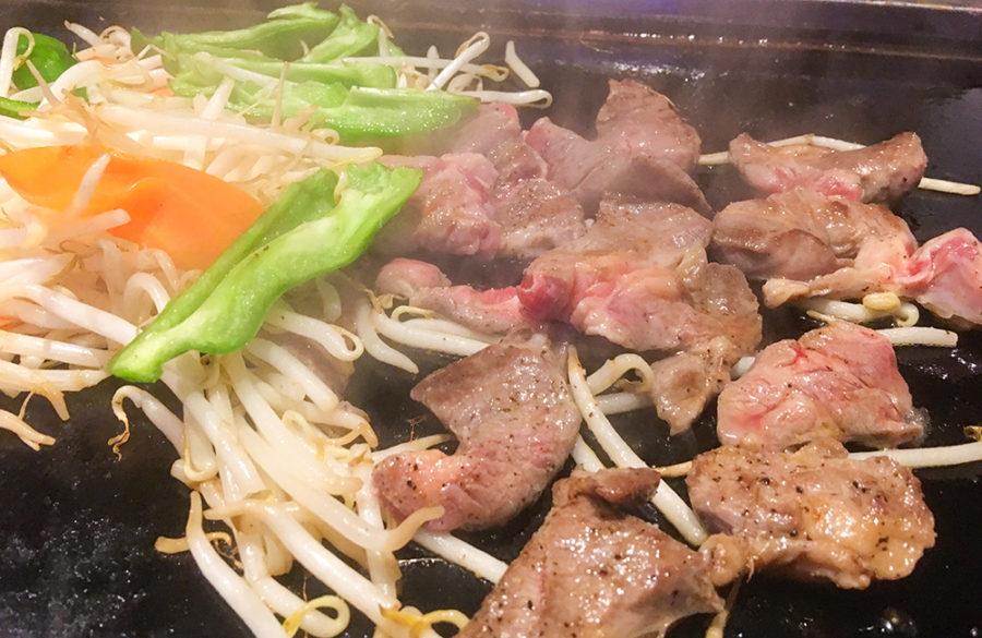 曳舟の美味しいジンギスカン(ダコタ)